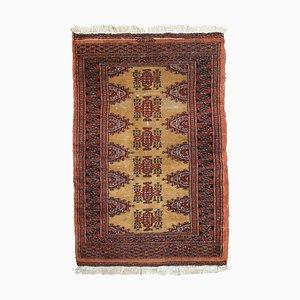 Tapis Bukhara Uzbek Vintage, 1960s