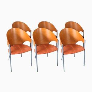 Stühle von Cattelan Italia, 6er Set