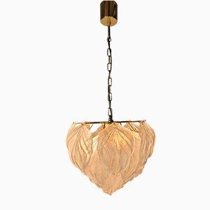 Vintage Murano Glas Lampe von Novaresi