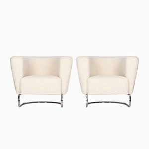 Functionalist Chairs, 1930s, Set of 2