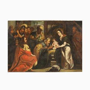 Adoración de los magos, siglo XVIII