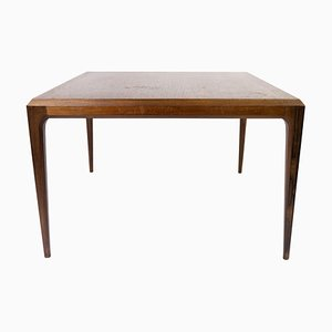 Coffee Table in Rosewood by Johannes Andersen for CFC Silkeborg, 1960s