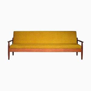 Mid-Century Sofa, Czechoslovakia, 1960s