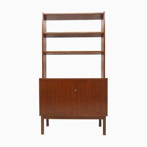Teak Bücherregal, 1960er