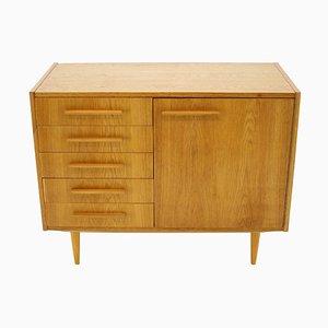 Oak Cabinet, Czechoslovakia, 1960s