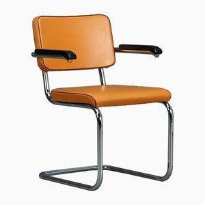 Bauhaus Freischwinger S64 PV Stuhl von Thonet