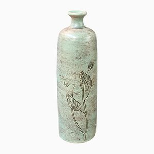 Vintage French Ceramic Vase by Jacques Blin, 1950s