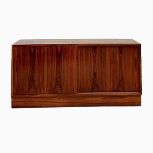 Mid-Century Danish Rosewood Sideboard by Poul Hundevad