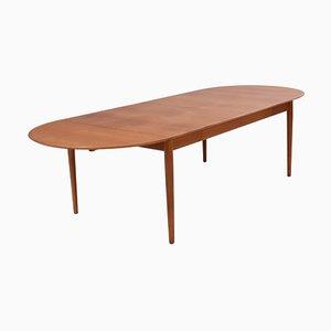 Table de Salle à Manger Extensible 227 Mid-Century par Arne Vodder pour Sibast