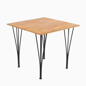 Table by Piet Hein & Bruno Mathsson for Mathsson International