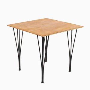 Tisch von Piet Hein & Bruno Mathsson für Mathsson International