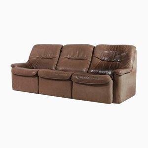 Canapé DS 63 3 Places en Cuir de Buffle