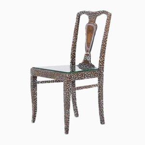 Chaise Sculpturale Art par Ulrica Hydman-Vallien