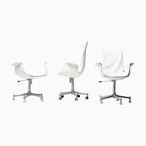 FK 6727 Bird Chairs by Fabricius & Kastholm for Kill, Set of 3