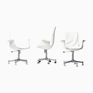 FK 6727 Bird Chairs von Fabricius & Kastholm für Kill, 3er Set