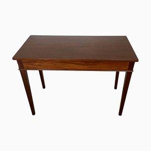 18th Century Mahogany Side Table
