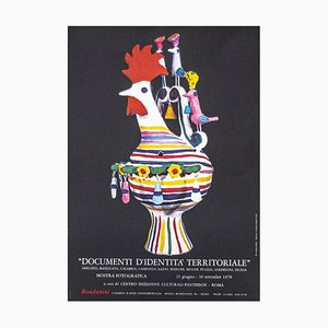 Unknown, Territorial Identity Documents Poster, Original Offset Print, 1978