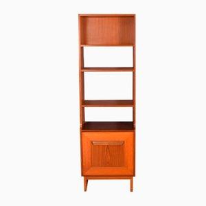 Teak Raumteiler Bücherregal von Stonehill, 1960er