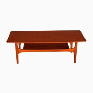 Table Basse en Teck de Jentique, 1960s