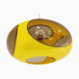 Lampe à Suspension Space Age Bug Eye par Luigi Colani, 1960s