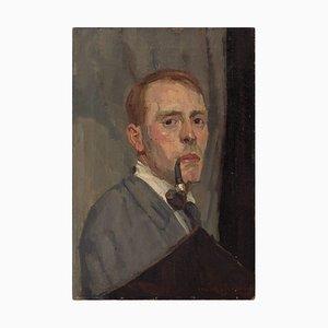 Walter Jungblut, Autoportrait