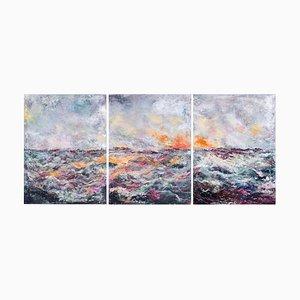 Contemporary Art Contemporain, Nicole Benjamin, Si Fa Sera 2017