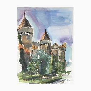 Pierre Duc, Chateau De Ripaille Thonon, 1988