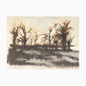 Roland Van Lerberghe, L'automne, 1988