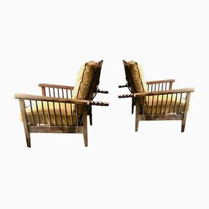 Morris Armchairs, Set of 2