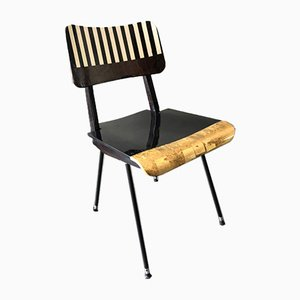 Peak of a Century Gold Chair by Markus Friedrich Staab for Atelier Staab