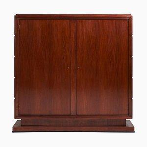 Art Deco Armoire or Bookcase by Jean Rousseau & Pierre Lardin