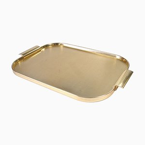 Anodized Aluminum Tray from Kaymet, 1950s