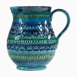 Italian Rimini Blue Pottery from Bitossi, 1960s