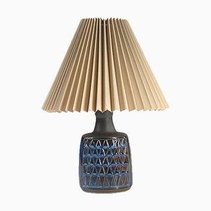 Tischlampe von Søholm Stentøj, Dänemark, 1960er