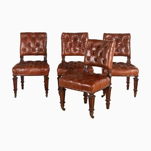 Dining Chairs by Holland & Sons, Set of 4