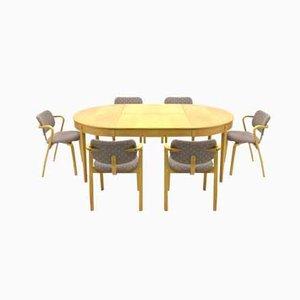 Set da pranzo di Ilmari Tapiovaara per Asko, 1977