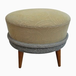 Footstool or Pouffe, 1950s