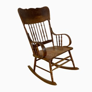 American Wooden Rocking Chair