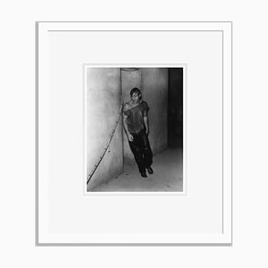 Stanley Archival Pigment Print Framed in White by Alamy Archives