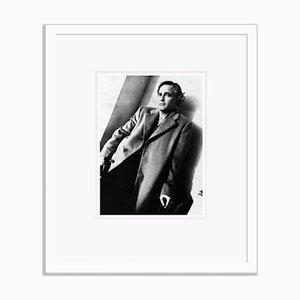 Marlon Brando Archivdruck in Weiß von Bettmann