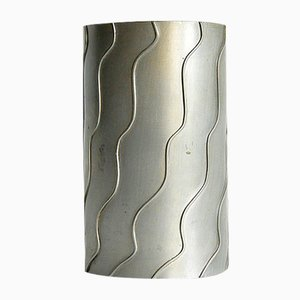 Pewter Vase by Mons Omvik
