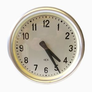 Horloge Murale Ronde par Gio Ponti pour Boselli, 1940s