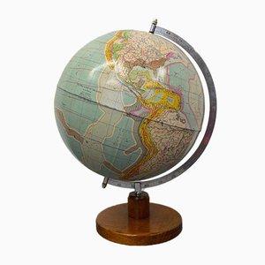 Tectonic Globe by Kurt Ziesing