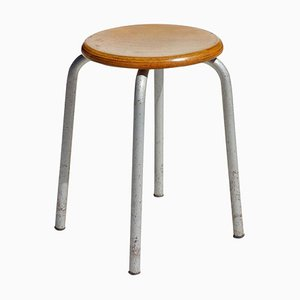Stool by Jean Prouve, 1940s