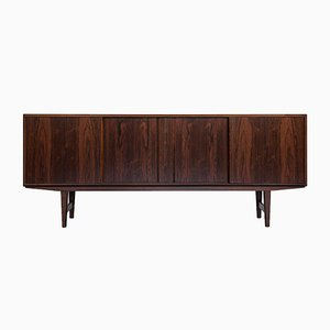 Danish Sideboard in Rosewood by Ew Bach for Sejling Skabe, 1960s