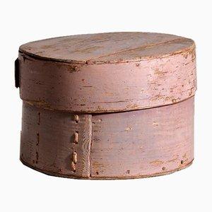 Swedish Wooden Box, 1800s