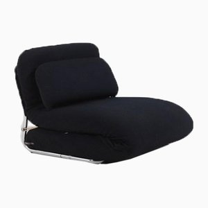 Poppy Lounge Chair by Antonio Citterio and Paolo Nava, Italy 1970s