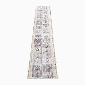 Patchwork Vintage Turkish Rug Handmade Wool Carpet