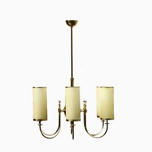 Large Art Deco Hanging Lamp