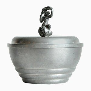 Pewter Jar from C. G. Hallberg